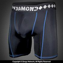 Diamond Compression Shorts